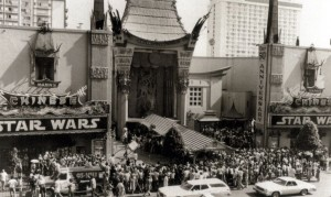 Lines to See Star Wars in 1977