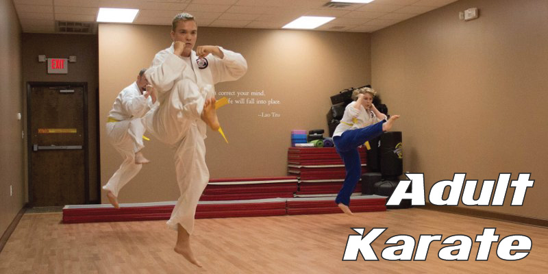Adult Karate and Jujitsu Summer Specials