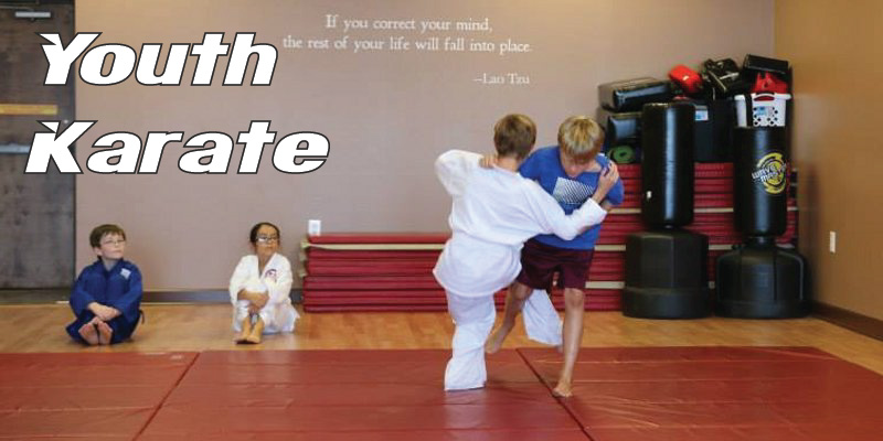 Check out our summer special on youth karate classes.