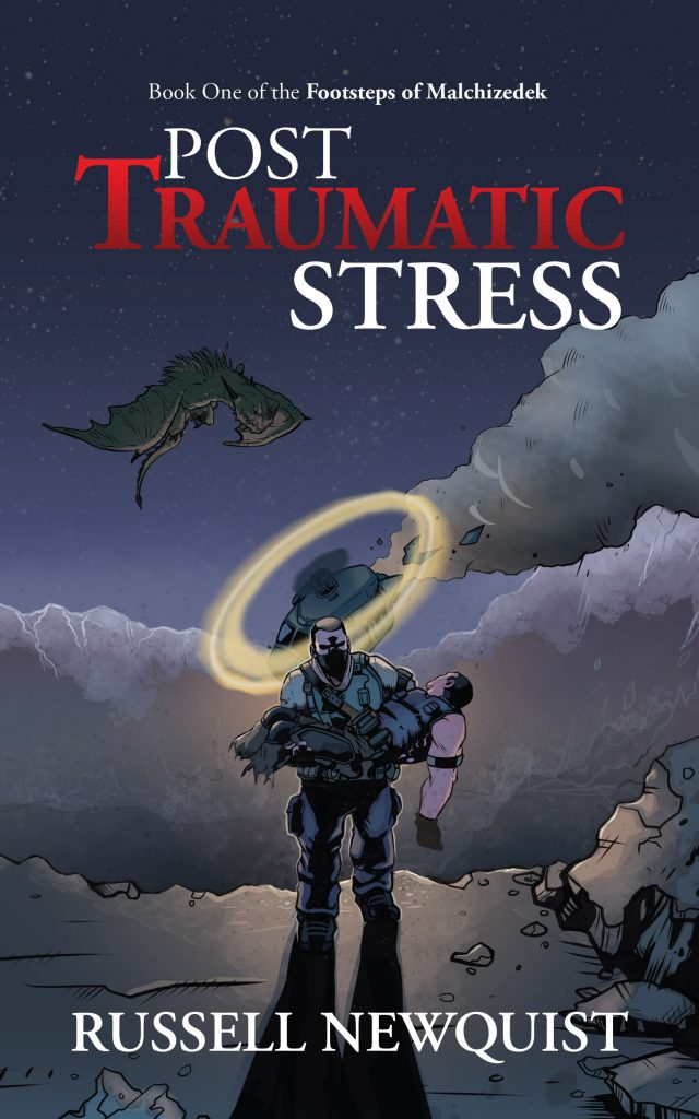 Post Traumatic Stress ebook cover