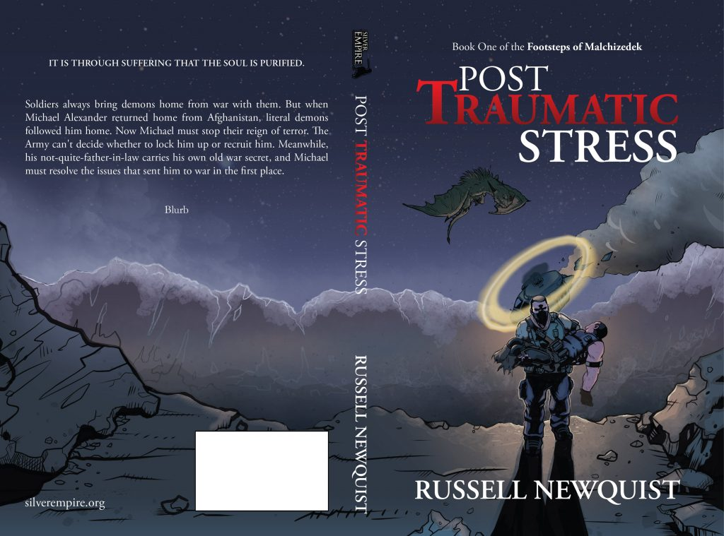 Post Traumatic Stress print cover
