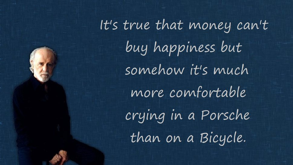 money can t buy happiness but status can russell newquist money can t buy happiness